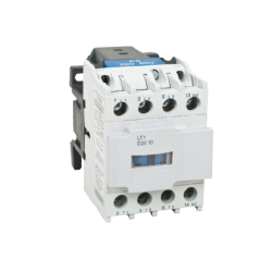 Contacteur tripolaire 11KW 25A - commande bobine 230VAC - 1NO - LT1-D1810