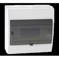 Coffret électrique de distribution modulaire en plastique IP55