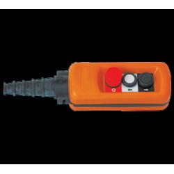 Télécommande à boutons type MBP