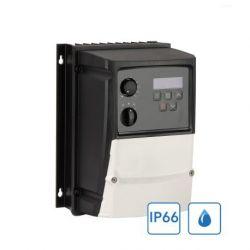 Variateur mono/mono 220V IP66 extérieur de 0,37kW à 1,1kW - Prêt à l'emploi