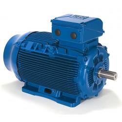 Moteur 0.12 KW, 1000 tr/min, 380-415/660-690//460V, HA 63