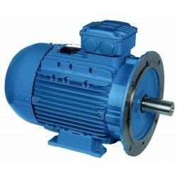 Moteur B35, 0.12 KW, 1000 tr/min, 380-415/660-690//460V, HA 63