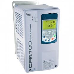 CFW700 - version avec filtre RFI et arrêt de sécurité