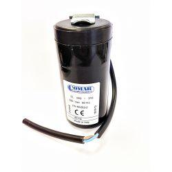 Condensateur démarrage 250-315µF 320V avec câble