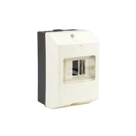 Coffret IP65 sans AU pour disjoncteur magnéto-thermique