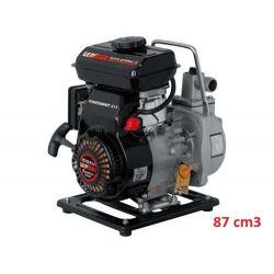 Motopompe thermique jusqu'à 65 m3/h et 30 hmt