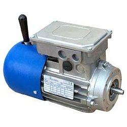 Moteur monophasé avec frein 0,25 KW, 3000 TR/MIN, HA 63, 230V, B3, ALU