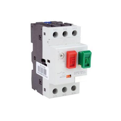 Disjoncteur magnéto-thermique + coffret IP65 avec AU