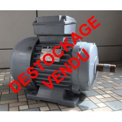 Moteur électrique SEVER 1.1 KW, 3000 TR/MIN, HA 80, 230/400V B3