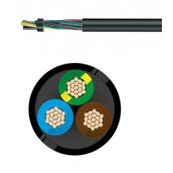 Câble électrique souple H07RN-F 3G6 MM² au mètre