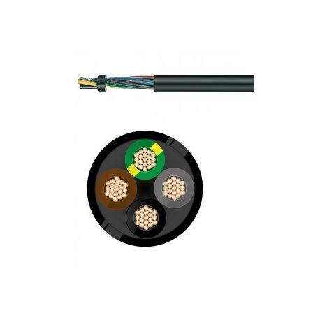 Câble électrique souple H07RN-F 4G1.5MM²