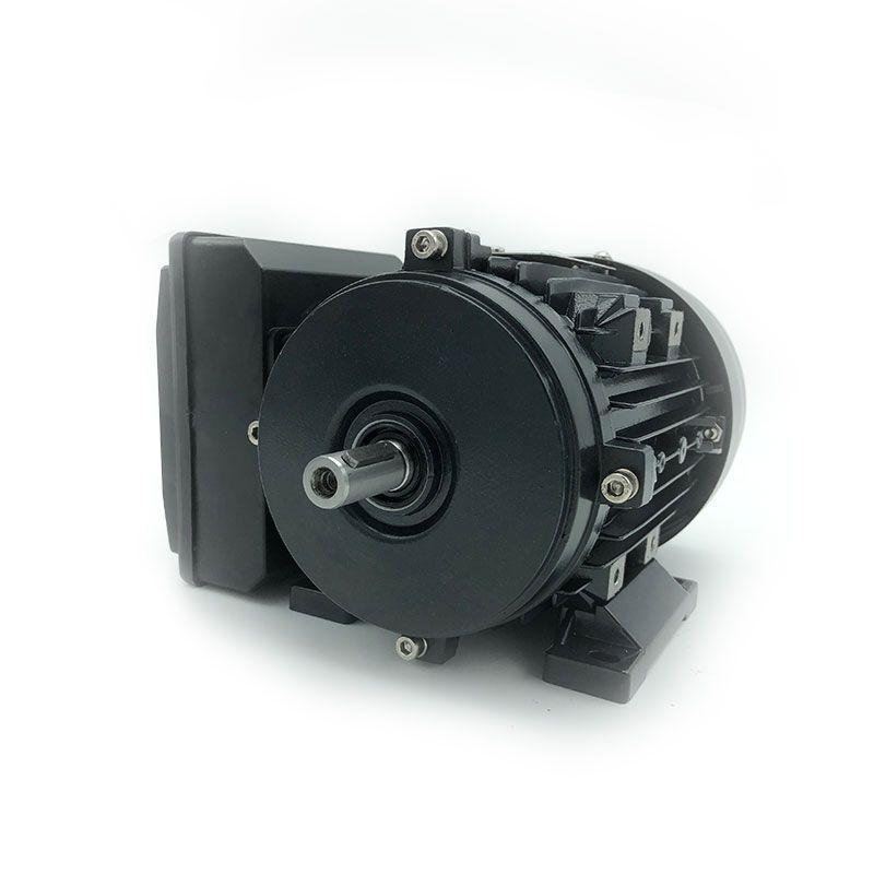 moteur monophas u00e9 4 kw  5 5 cv  1500 tr  min  b3  230v  ha112  ml  cemer