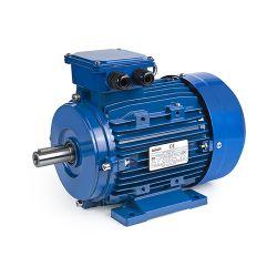 Moteur électrique 0.75 KW, 1500 TR/MIN, HA 80, 230/400V, IE1, B3