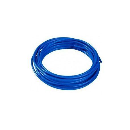 Fil électrique souple HO5V-K 1 MM² bleu foncé C100M