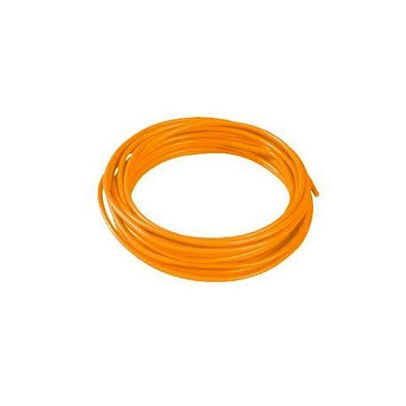Fil électrique souple HO5V-K 0.75 MM² Orange C100M