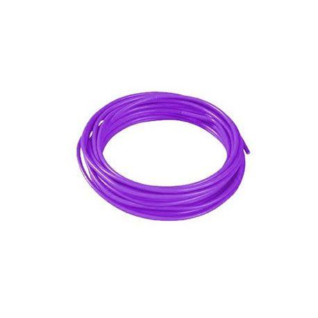 Fil électrique souple HO5V-K 1.0 MM² violet C100M