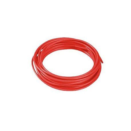 Fil électrique souple HO7V-K 2.5 MM² rouge C100M