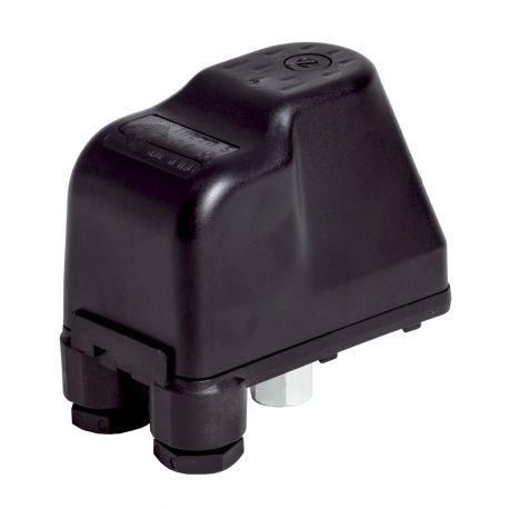 Pressostat eau 230V - 1 à 5 bars - câblé