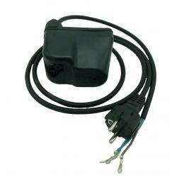 Pressostat eau 230V - 1 à 5 bar - câblé