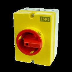 coffret sectionneur rotatif 3P 40A Cadenassable - IMO