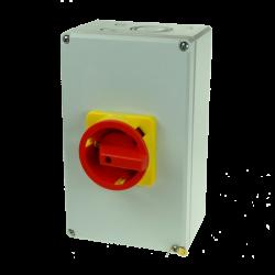 coffret sectionneur rotatif 3P 125A Cadenassable - IMO